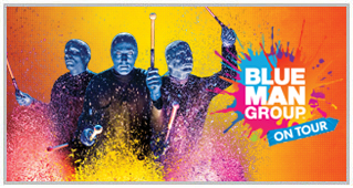 Blue Man Group at Starlight Theatre