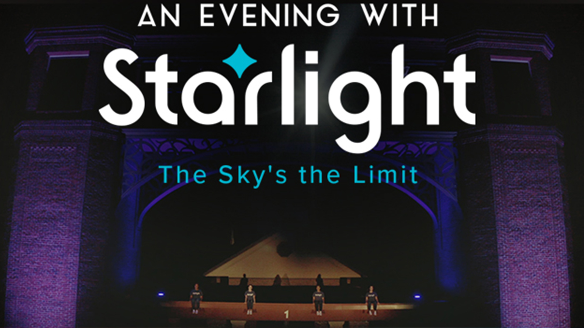 Join Us for An Evening With Starlight