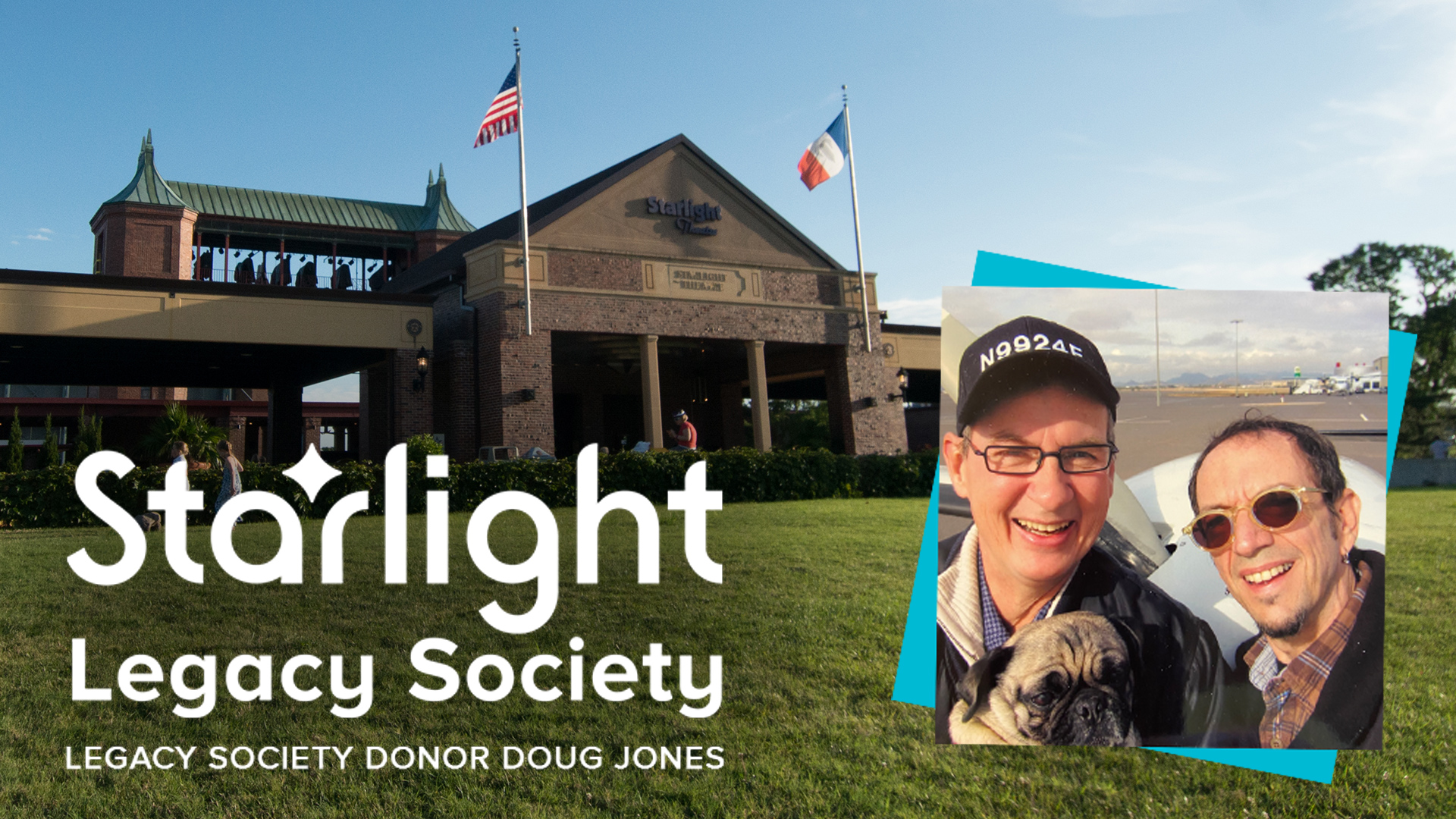 A Conversation with Legacy Society Member, Doug Jones