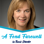 Congrats to Barb Schulte on Retirement!