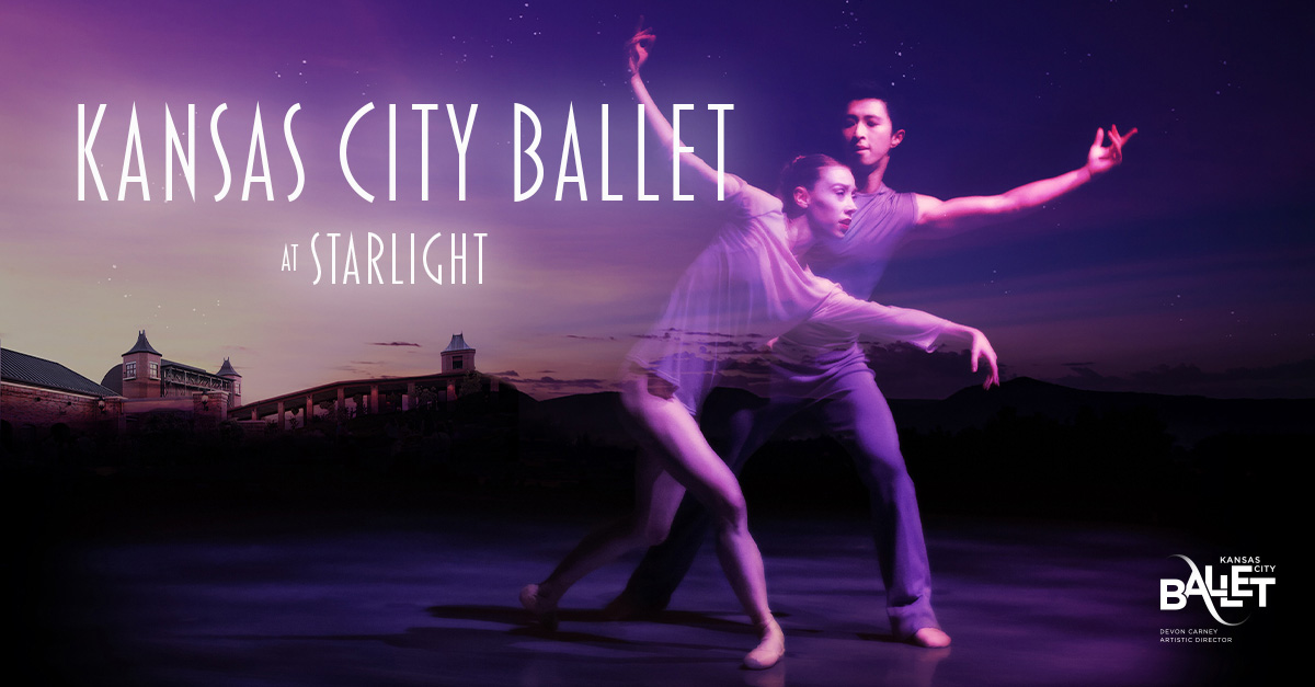 Starlight to Host Kansas City Ballet in Spring Performance