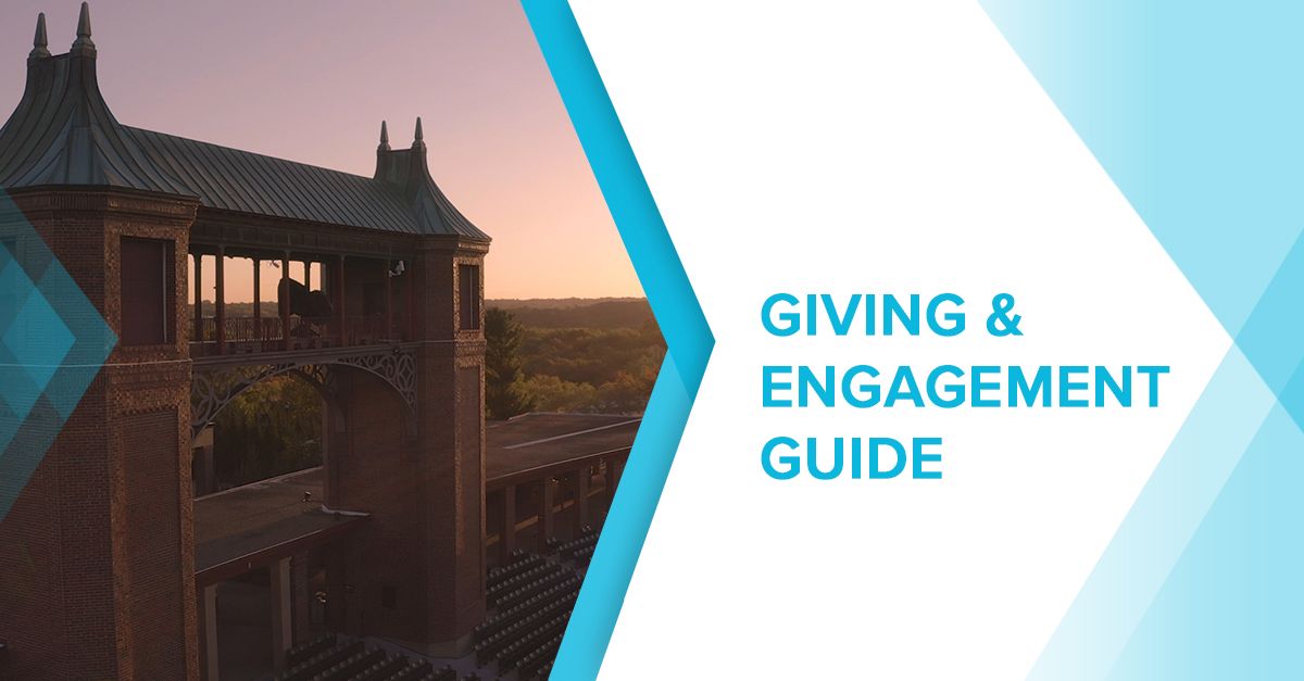 Giving & Engagement Guide