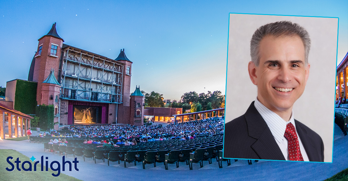 Starlight Welcomes New Board of Directors Chair Mark Fortino