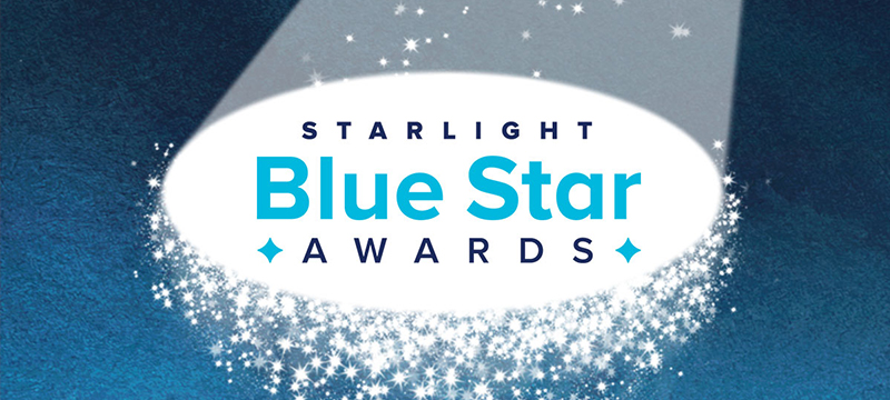 Tune-in to the Blue Star Awards Nominations