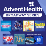 Just Announced—Starlight's 2020 AdventHealth Broadway Series!