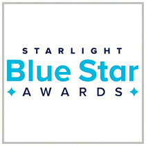 Blue Star Awards Official Logo