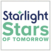 Starlight STARS of Tomorrow Official Logo