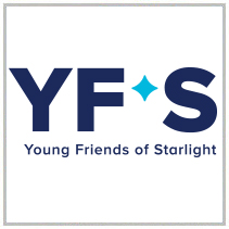 Young Friends of Starlight Official Logo