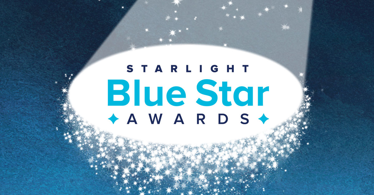 And the 2019-20 Blue Star Award Winners Are…