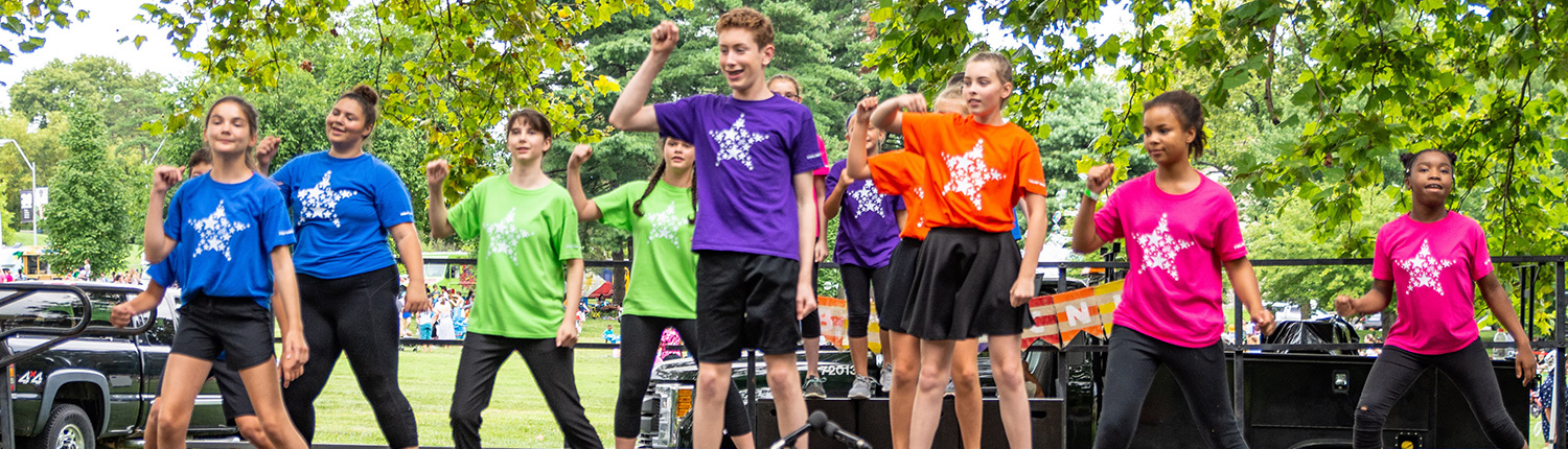 Audition for Starlight's Summer Performance Troupes