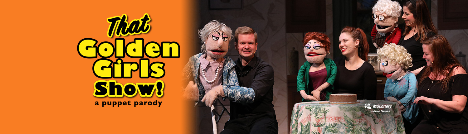 Don't miss That Golden Girls Show! A Puppet Parody at Starlight Indoors