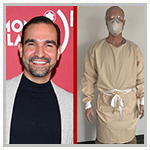 Javier Munoz leads Broadway relief project