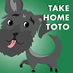 Find Your Toto: Meet Adoptable Dogs at The Wizard of Oz