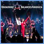 ON YOUR FEET! Broadway Balances America