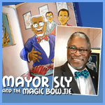 FREE Event: Read Aloud with Mayor Sly!