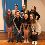 New this year – Blue Star Awards Student Council!