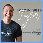 Talkin' With Taylor: Taylor Laces Up His Dance Shoes!