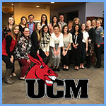 UCM PR Class Visits With Starlight Staff