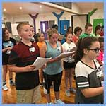 Campers Learn Theatre & More at Starlight