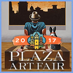 Visit Our Booth at the Plaza Art Fair