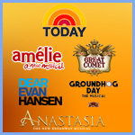 The TODAY Show Gives Its Regards to Broadway