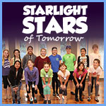 Holidays Shine with Starlight STARS of Tomorrow
