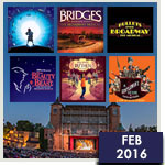 2016 Broadway Season: 5 New Musicals Make Their KC Premiere