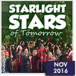 Get in the Spirit with the Starlight STARS of Tomorrow