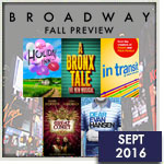 Your Guide to Broadway's New Musicals