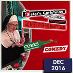 'Corks & Comedy' Returning to Starlight!