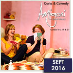 'Corks & Comedy' Coming to Starlight