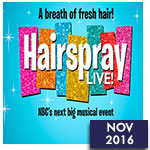 "Watch ""Hairspray Live!"" with Center Stage"