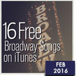Download Broadway Hits on iTunes