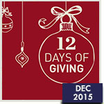 12 Days of Giving – Day 9