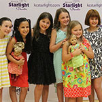 American Girl + Starlight = Fun for All