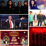 Concerts Heat Up August