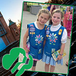 Girl Scouts See Shows, Raise Funds