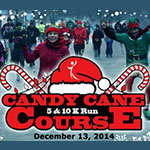 Candy Cane Run Boosts Starlight Education Efforts