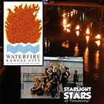 WaterFire Lights Up with Starlight STARS