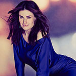 Idina Menzel Performs at Christmas in Rockefeller Center