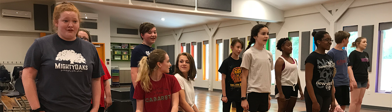 Upcoming Student Auditions at Starlight
