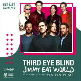 Third Eye Blind playlist