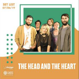 The Head in the Heart playlist