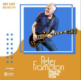 Peter Frampton playlist