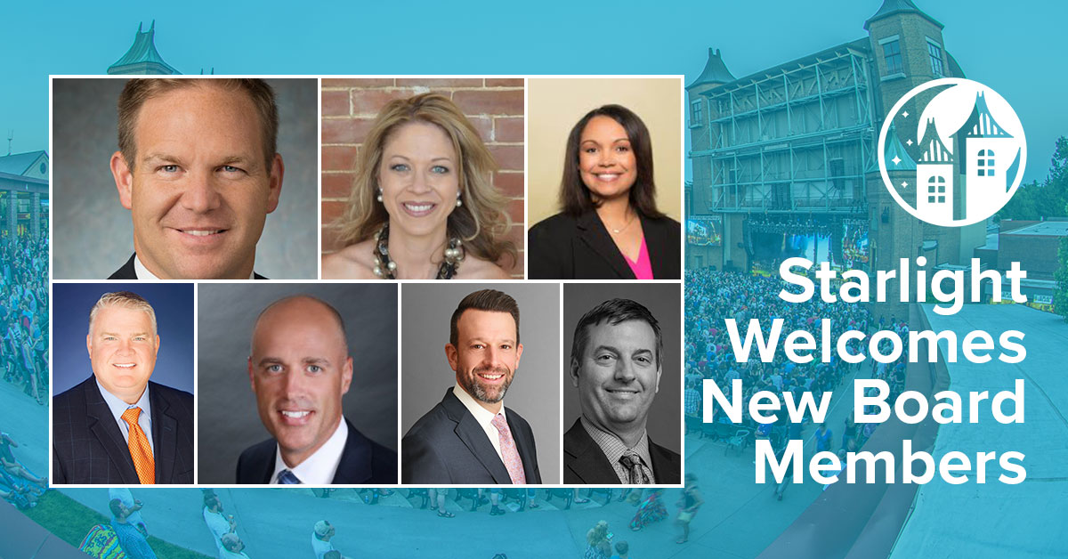 Starlight Welcomes New Board Members